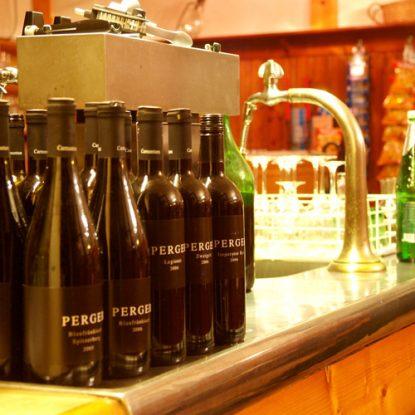 Weingut Perger - Weine